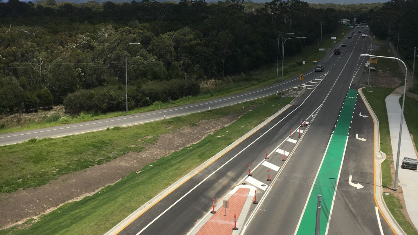Uhlmann Road and Bruce Highway Northbound Ramps Upgrade