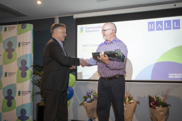 Company commended at awards evening