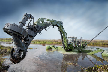 State-of-the-art dredge comes to coast