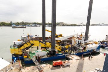 Dredge acquisition an Australian first