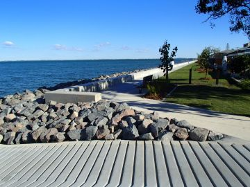 Beachmere Biggs Avenue Seawall Replacement