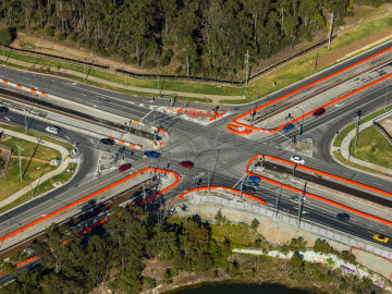 Old North Road Upgrade