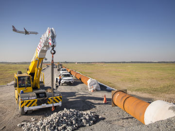 Brisbane Airport New Parallel Runway Project